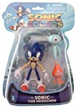 Sonic The Hedgehog 5-inch Colours Figure and Wisps