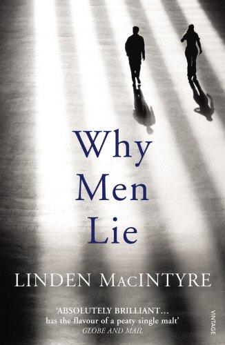 Why Men Lie (The Cape Breton Trilogy #3)