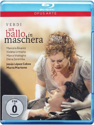 Verdi - Un Ballo in Maschera [Blu-ray]