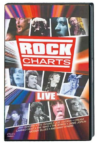 Cover art for  Rock Charts