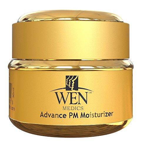 Advance-PM-Moisturizer-Vegan-Anti-Wrinkle-Anti-Aging-Night-Cream-With-Peptides-For-Men-Women-By-WENmedics-30ml-Jar