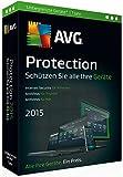 Software - AVG Protection 2015 (Unbegrenzte Ger�te / 1 Jahr)