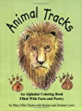 img - for Animal Tracks book / textbook / text book