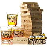 Homeware Drunken Tower Drinking Game