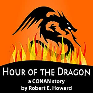 The Hour of the Dragon Audiobook