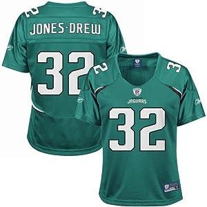 Reebok Jacksonville Jaguars Maurice Jones-Drew Ladies Replica Jersey by Reebok
