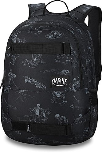 dakine-multifunktionsrucksack-option-mochila-color-gris-graveside-talla-18-x-33-x-49-cm-27-l