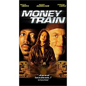 Jennifer Lopez Money Train