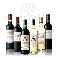 ラフィットが造るワイン ボルドー〜南仏〜チリまで味わえる 赤4 白2 セット[T]