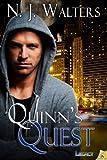 Quinn's Quest (Legacy Series Book 4)