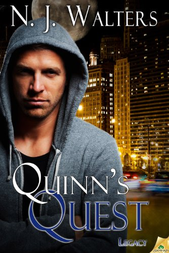 Quinn's Quest: Legacy, Book 4