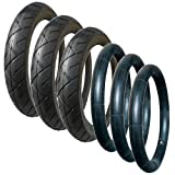 Mountain Buggy Swift Pushchair Tyre and Inner Tube Set
