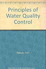 Principles of Water Quality control by Tebbutt