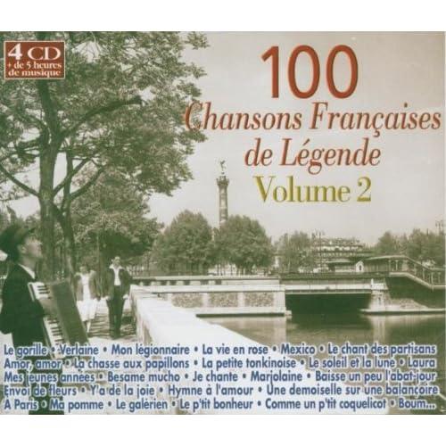 [MULTI]100 Chansons françaises de légende Vol. 2