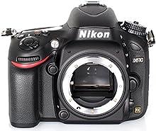 Comprar Nikon D610 - Cámara réflex digital de 24.3 Mp (pantalla de 3.2