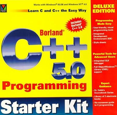 Borland C Programming Starter Kit Deluxe 5.0