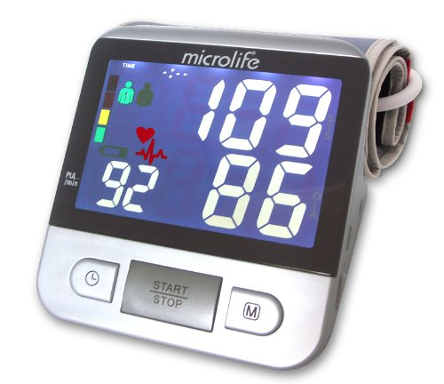 Cheap Microlife Premium Upper Arm Auto Blood Pressure Monitor (B0034KZVJS)