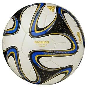 adidas(アディダス) サッカー ボール ブラズーカグライダー 4号球 ジュニア AF4808WBG 4