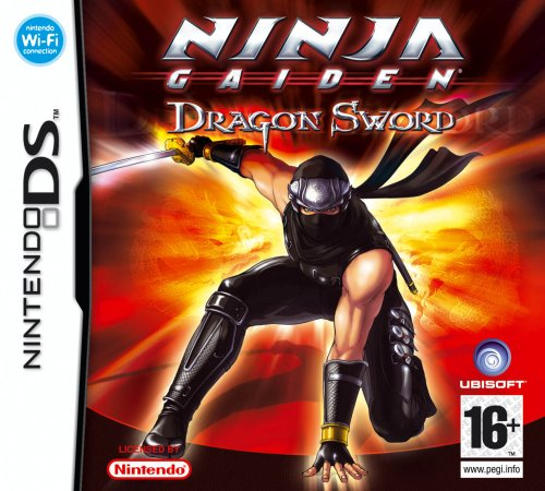 Ninja Gaiden Dragon Sword  (Nintendo DS)