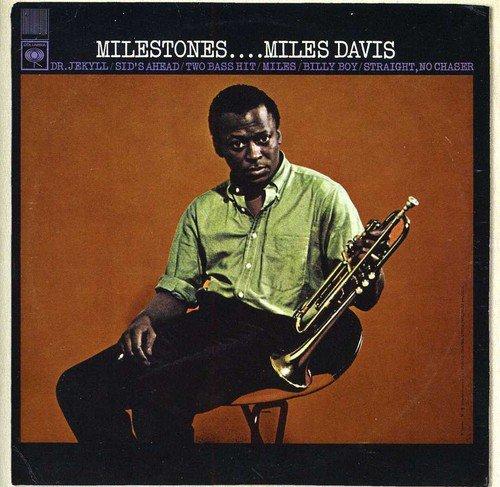 CD : Miles Davis - Milestones (CD)