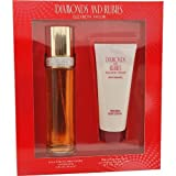 Diamonds And Rubies By Elizabeth Taylor For Women 2 Pc Gift Set