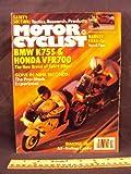 1986 86 November MOTORCYCLIST Magazine (Features: Bimota db1, BMW K75 S, Honda VFR700 F2 Interceptor, & Harley Davidson FXRS - Sp)