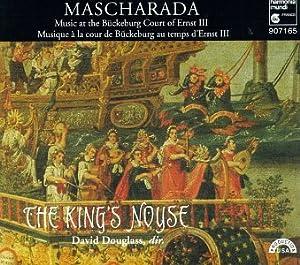 Mascharada, Music at the Bückeburg Court of Ernst III