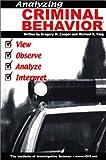 Analyzing Criminal Behavior