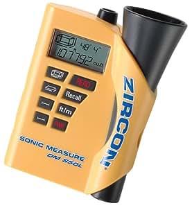 Zircon DM S50L Ultrasonic Measure with Laser Targeting