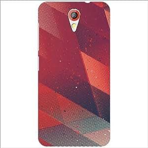 Design Worlds - HTC Desire 620G Designer Back Cover Case - Multicolor Phone...
