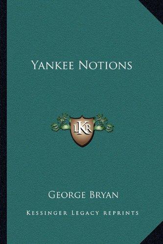 Yankee Notions