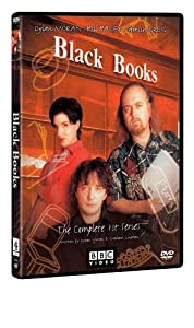 Black Books - The Complete First Series
