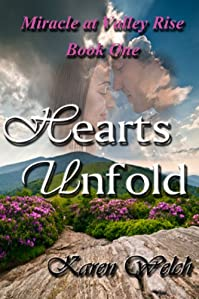 (FREE on 8/28) Hearts Unfold by Karen Welch - http://eBooksHabit.com