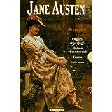 Jane Austen Coffret en 2 volumes : Tome 1, Romans ; Tome 2, Romanspar Jane Austen