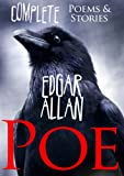 Image of Edgar Allan Poe (Complete Poems and Tales, Over 150 Works, including The Raven, Tell-Tale Heart, The Black Cat)