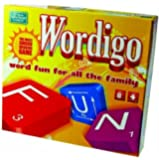 Wordigo Board Game by Eagle river
