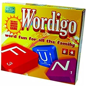 Wordigo Board Game