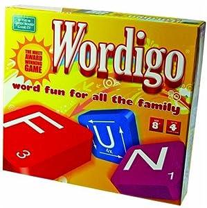Wordigo Board Game