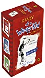 Jeff Kinney Diary of a Wimpy Kid Box Set: a novel in cartoons