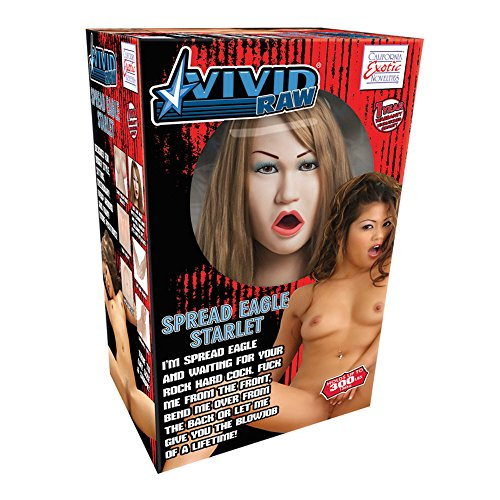 California-Exotic-Novelties-Vivid-Raw-Spread-Eagle-Starlet-Poupe