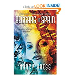 Beggars in Spain by Nancy Kress
