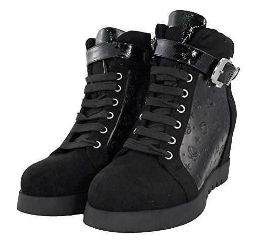 Solo Soprani - Sneakers - Solo Soprani Donna - C222B - 38, Nero