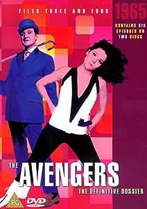 Avengers, The - The Definitive Dossier 1965 - Files 3 & 4 [UK IMPORT]
