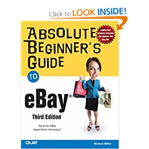 Absolute Beginner's Guide to eBay Michael Miller