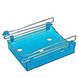 Vanker 1Pc Blue Hause Küche Kühlschrank Frische Abstandsschicht Vielzweckküchen Storage