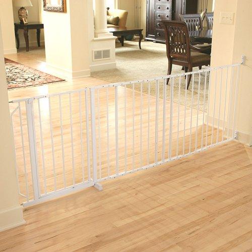 new regalo maxi extra super wide walk thru baby pet child. Black Bedroom Furniture Sets. Home Design Ideas