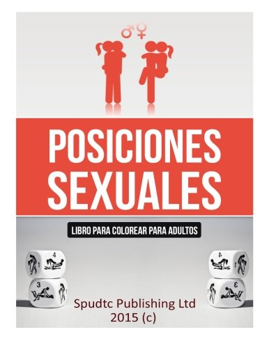 Posiciones sexuales: Libro para colorear para adultos
