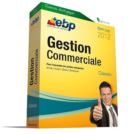 EBP Gestion Commerciale Classic 2012