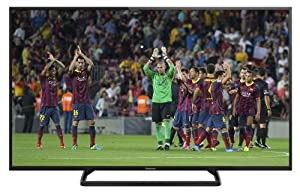 Panasonic TX-50A400B 50-inch Widescreen 1080p Full HD LED TV with Freeview (New for 2014)