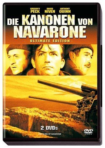 Die Kanonen von Navarone [2 DVDs]